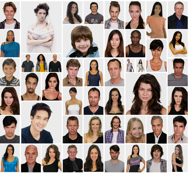 There are plenty of opportunities to get noticed through online casting agencies
