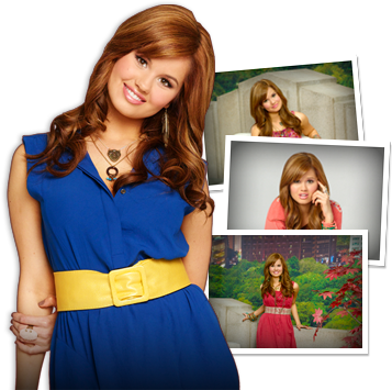 Debby Ryan, a Disney Channel success story