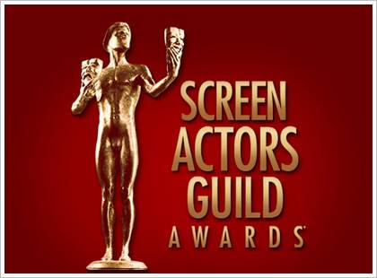 Logo of the Screen Actors Guild Awards