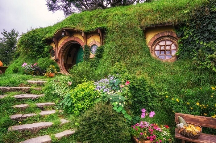 hobbit movie set