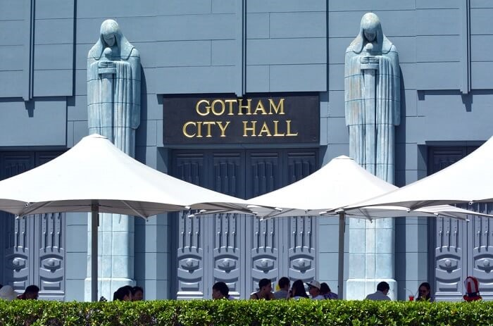 gotham city hall