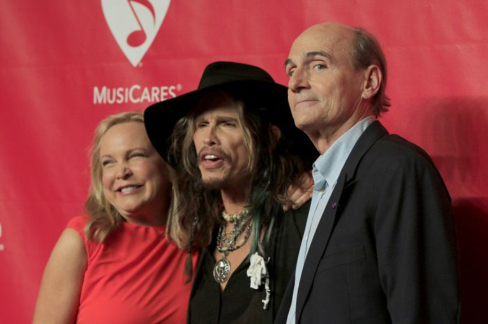 steven tyler and other two actors