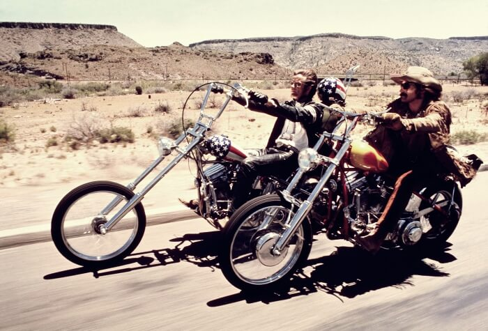 easy rider screenshot dennis hopper peter fonda