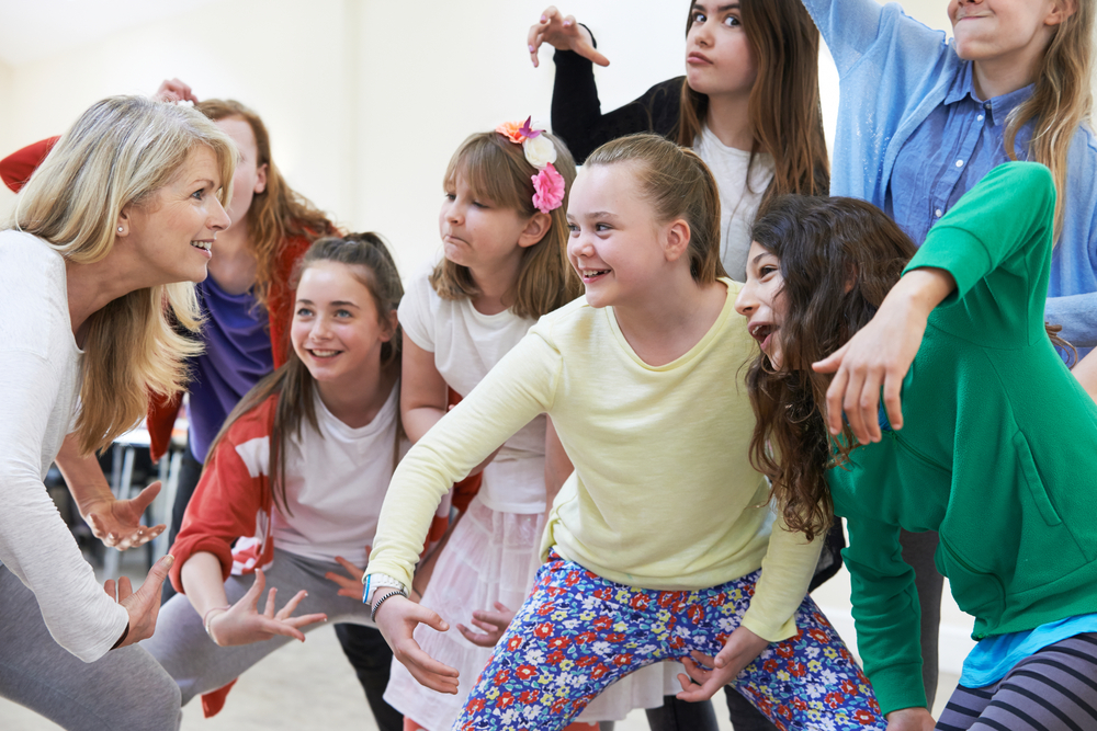 acting class for kids